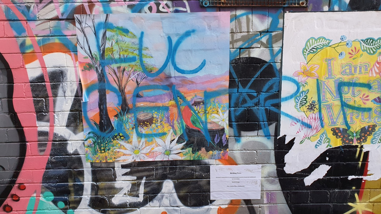 Cope Street (West) Newtown Street Art Sydney Art Out Live (10)
