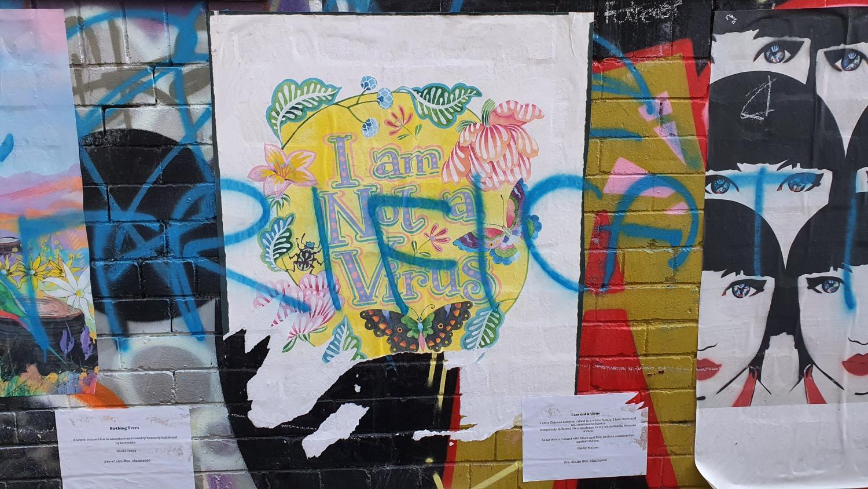 Cope Street (West) Newtown Street Art Sydney Art Out Live (11)