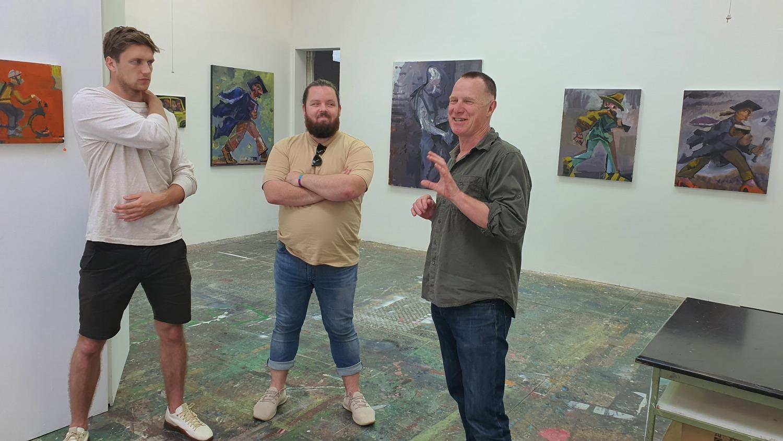 Duckrabbit Redfern Gallery Sydney Art Out Walk September 2020 Art Out Live (2)