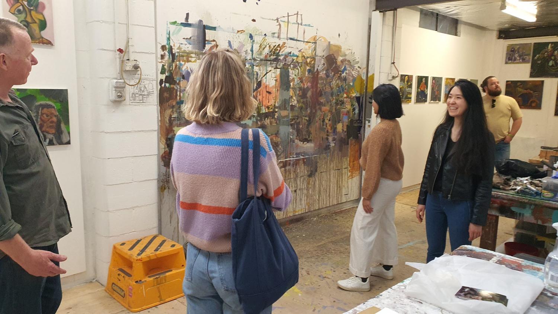 Duckrabbit Redfern Gallery Sydney Art Out Walk September 2020 Art Out Live (3)