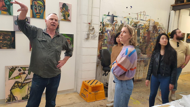 Duckrabbit Redfern Gallery Sydney Art Out Walk September 2020 Art Out Live (4)