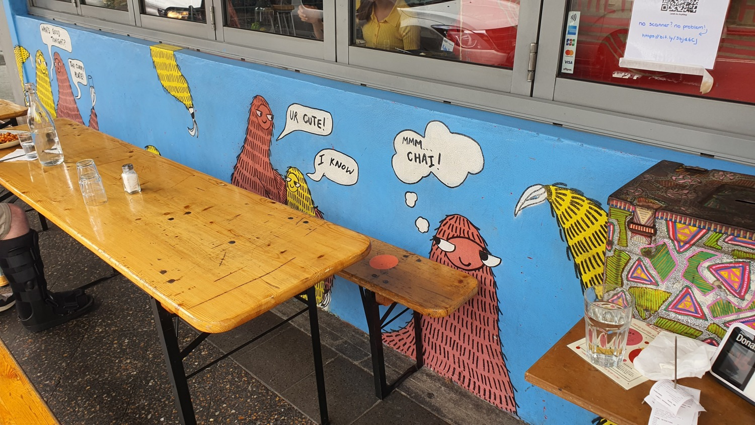 Lentil As Anything Newtown Cafes Bars Sydney Art Out Live (4)