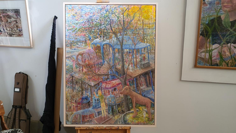 Nussinov Gallery Redfern Galleries Sydney Art Out Live (1)