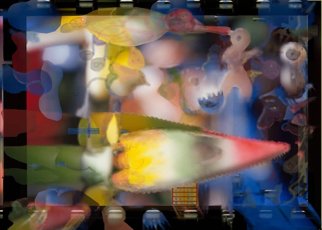 Nussinov Gallery Redfern Galleries Sydney Art Out Live obstruction 2 Micha Nussinov