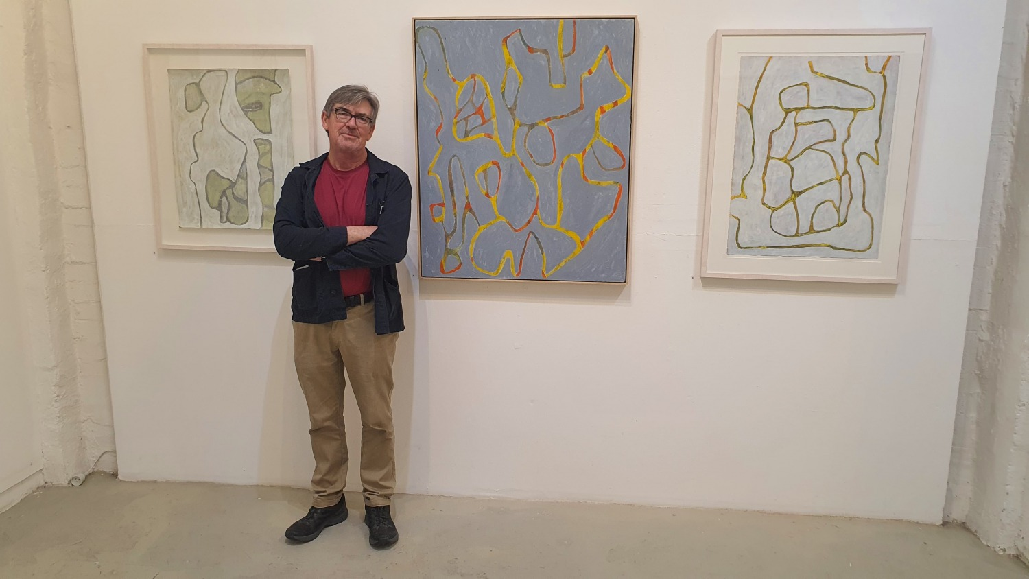 Sheffer Gallery Darlington Galleries Sydney Art Out Live (12) October 2020 Tony Mighell