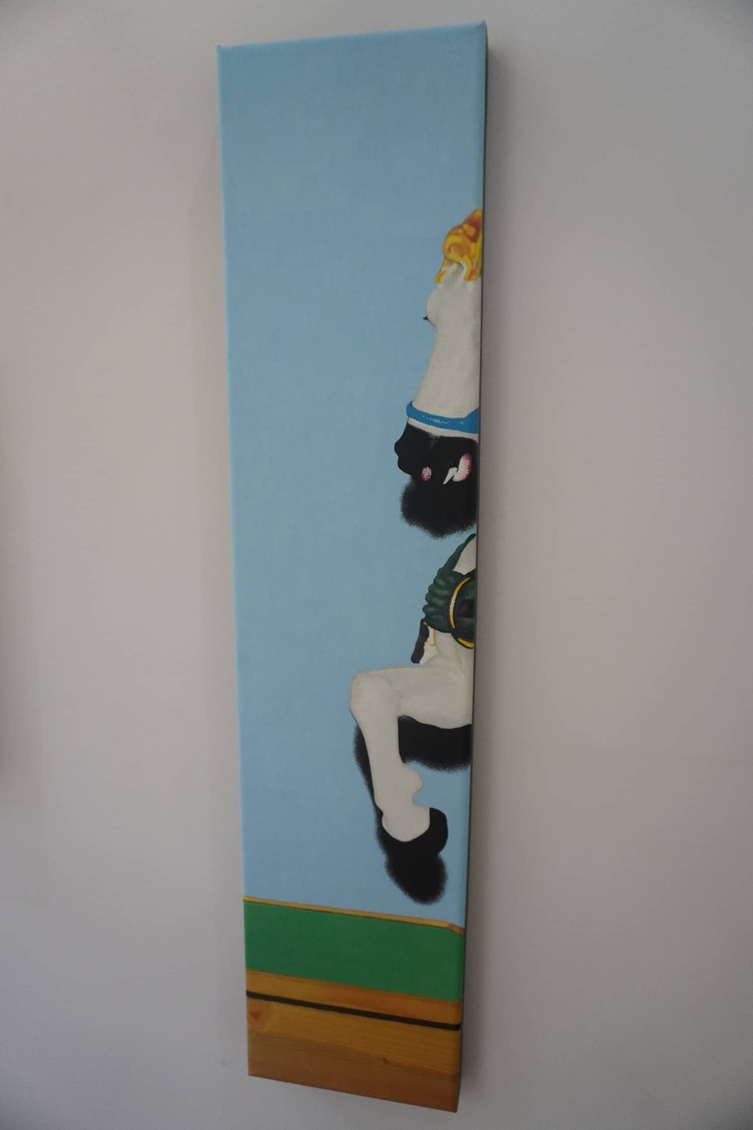 Canteen Gallery Chippendale Sydney Art Out Live December 2020 Spinefoot Kaspar Kagi (4)