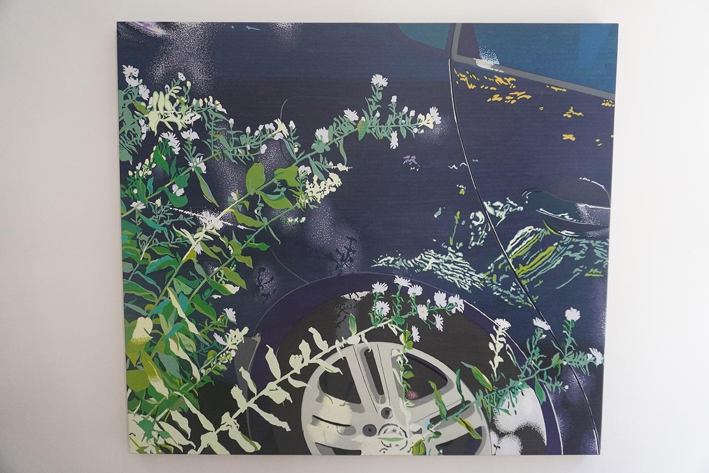 Canteen Gallery Chippendale Sydney Art Out Live December 2020 Spinefoot Kaspar Kagi (9)