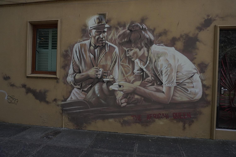 Trafalgar Street Enmore Street Art Sydney Art Out Live Peque
