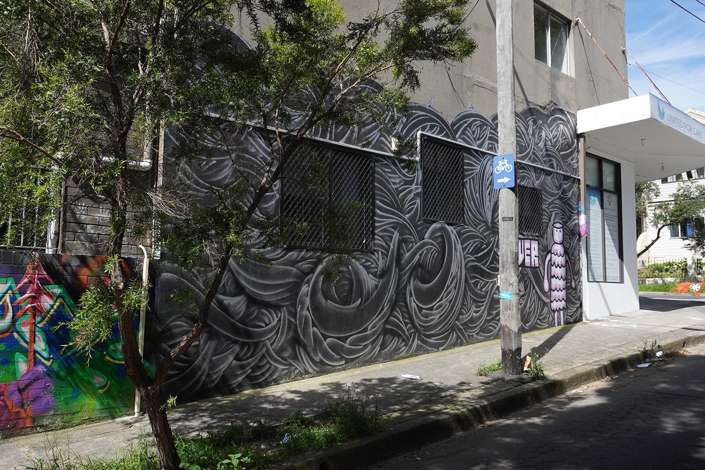 Newington Road Enmore Street Art Sydney Art Out Live (2)